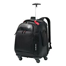Samsonite MVS Spinner Wheeled Backpack Black 46309-1041