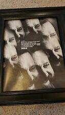Al Hirt We Can Fly Rare Original Promo Poster Ad Framed!