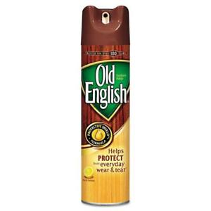 Old English 12-Pack 12.5-fl oz Wood Furniture Polish 👀