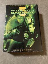 Spacecenter Babylon 5 - Staffel 3: Kriegsrecht (2003)
