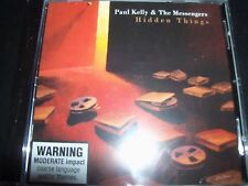 KELLY, PAUL AND THE MESSENGERS Hidden Things (B-sides And Rarities) CD – New