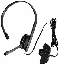 Microsoft Xbox One Chat Schwarzkopf perchas auriculares' / como nuevo/comercio especializado