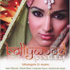 Various Artists : Bollywood Party CD (2010) ***NEW***