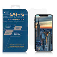 FOR IPHONE 11 PRO IPHONE XS / X TEMPERED GLASS SCREEN PROTECTOR 0.33MM ARCING