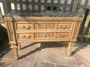 French buffet sideboard - antique furniture