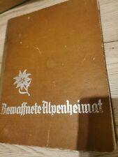 Bewaffnete Alpenheimat,Buch Vom He.. Im Alpenraum,1941