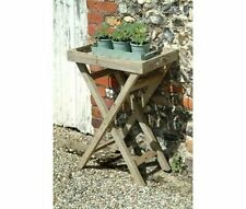 Wooden Rectangle Garden & Patio Tables