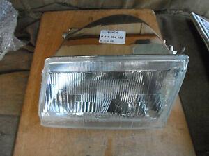 PEUGEOT 309 HEAD LIGHT NEARSIDE L/HS 1989-1993 BOSCH 0318084123