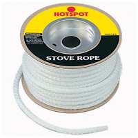 Stove Rope 6mm, 9mm, 12mm  x 1 to 25 meter Hotspot