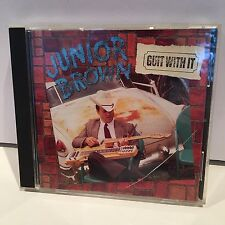 Junior Brown CD Guit With It Music Curb Records 1995