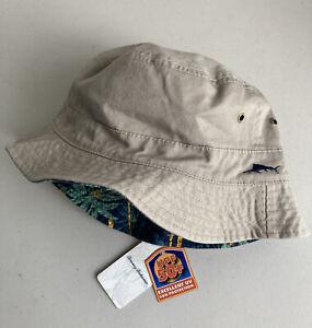 Tommy Bahama Bucket Hat UPF 50+ Sun Protection L/XL Khaki