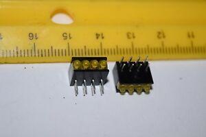 MENTOR 1AB-16688-0001 4-Led Right Angle Light Bar New Lot Quantity-25