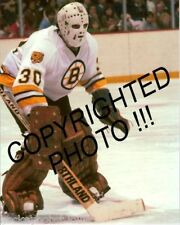 Jim CRAIG Boston BRUINS CLOVER Leaf MASK 80 Olympics GOLD Medal WINNER 8X10 NEW!
