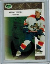 2003-04 PARKHURST ROOKIE #108 GREGORY CAMPBELL 169/500
