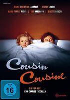 VICTOR LANOUX/GUY MARCHAND/MARIE-FRANCE PISIER/+ - COUSIN,COUSINE  DVD NEU