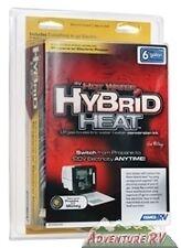 Hybrid Heat Camco Water Heater 120V Converter 6 Gallon RV Camper Motorhome 11673