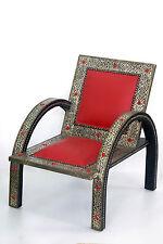 """Córdoba"" Unique Moroccan amazigh tradirional handmade chair"