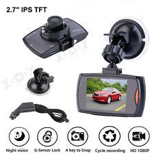 """2.7"""" Dashcam Autokamera Car DVR 1080P Front Camera Nachtsicht Mit Bewegungssenso"""