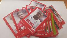 1.FC Köln - REWE Sticker -  Auswärtstrikot Saison 2010/2011