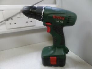 Bosch PSR 14.4v Cordless Dril Body & Battery Only (118180)