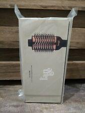 L'ange Le Volume 2-in-1 Volumizing Brush Dryer Black & Rose Gold NEW