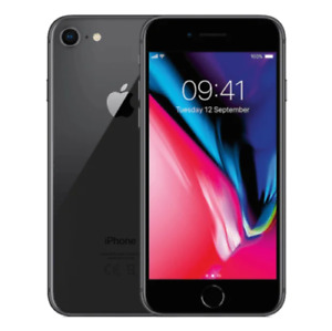 Apple iPhone 8 64GB Schwarz A1905 + 12 Monate Gewährleistung