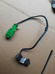 Schalter Microschalter Heckklappe links Peugeot 206 CC (50)