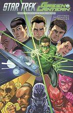 Star Trek/Green Lantern: The Spectrum War Softcover Graphic Novel