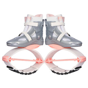 White Jumping Shoes Joyfay Jumps Boots Fitness Bounce Shoes Adults Kids Gift