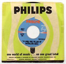 "Madeline Bell – ""I'm Gonna Make You Love Me"" – 1968 - Philips 40517 – 7"" Soul"