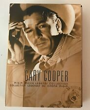 Gary Cooper MGM Movie Legends Collection DVD 4 movies on 4 discs Vera Cruz