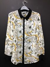 George Polyester Party Long Sleeve Tops & Shirts for Women