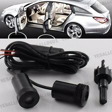 2x CREE LED Courtesy Door lights Step Ghost Shadow laser projector for LINCOLN