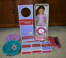 """American Girl 18"""" Doll #61 Red Hair, Green Eyes, Light Skin Plus Accessories NEW"""