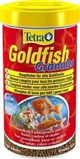 Alimentation Tetra Animin Goldfish Granulés pour Poissons Contenance 500 ml
