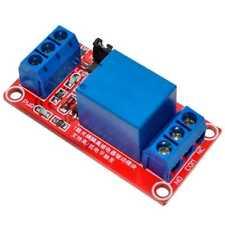 Modulo 1 Rele con Jumper para Arduino Optoacoplados Electronica Relay Shield 5V