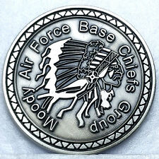 USAF Moody Air Force Base Chiefs Group.Valdosta, Georgia Challenge Coin