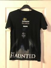 Strongbow Halloween Presents 'The Haunted' T-Shirt, Black Size L - Halloween