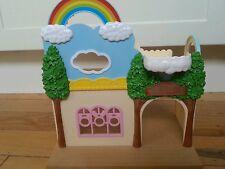 Cute Sylvanian Families Rainbow Nursery