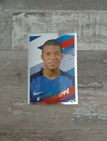 Panini KYLIAN MBAPPE 2018 / Argent / Rookie World Cup Russia Foot Rare France