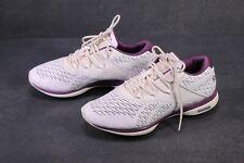 SB390 Reebok EasyTone Fitness-Schuhe Sportschuhe Gr. 37,5 Leder weiß Sneaker