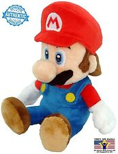 Nintendo Authentic Little Buddy Super Mario Luigi Yoshi Plush 8.5 Inch MWB017