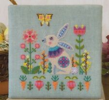 Sweet Spring -  fun cross stitch chart - Satsuma Street