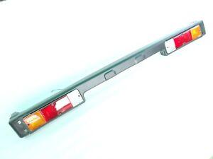 SUZUKI SJ410,413 REAR BUMPER JIMNY SAMURAI SIERRA DROVER WITH REAR LIGHT#G496 @V