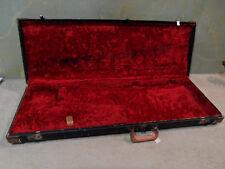 Vintage 1955 Fender Tweed Hardshell Guitar Case Stratocaster - Telecaster