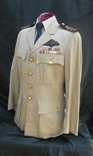 "Korean War - Royal Navy Fleet Air Arm Uniform - Cdr ""Bill"" Hart AFC - British"