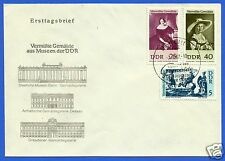 EAST GERMANY, (DDR), FIRST DAY COVER, # 132