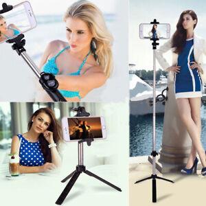 Smartphone Tripod Selfie Stick Tripod Three Leg Clamp Tripod Stand Holder