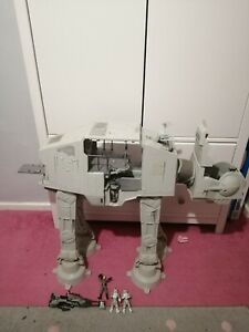 Star wars Legacy collection At At vehicle imperial walker