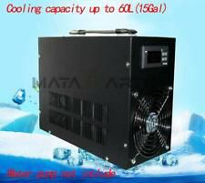 1PCS Electronic water chiller water cooler Cooling up to 60L Aquarium fish tank
